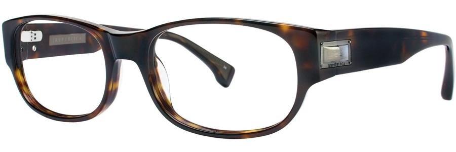 Republica DUSSELDORF Tortoise Eyeglasses Size52-18-143.00