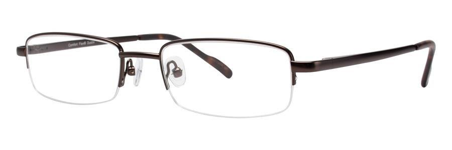 Comfort Flex DUSTIN Brown Eyeglasses Size50-18-138.00