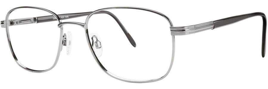 Comfort Flex EARL Gray Eyeglasses Size55-19-145.00