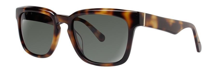 Zac Posen EASTWOOD Tortoise Sunglasses Size55-20-140.00