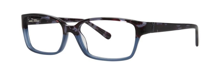 kensie ECSTATIC Midnight Eyeglasses Size53-15-135.00