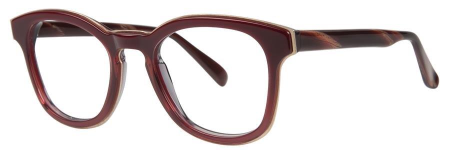 Vera Wang EILONWY Crimson Eyeglasses Size52-20-140.00