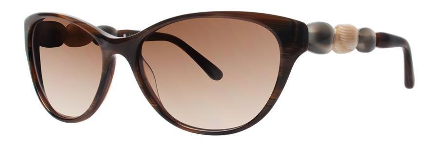Vera Wang ELIXIR Horn Sunglasses Size56-16-135.00