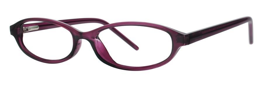 Gallery EMMALYN Raspberry Eyeglasses Size45-16-130.00
