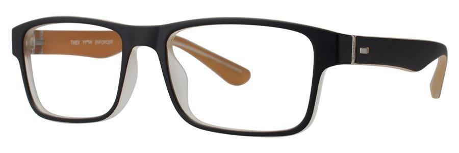 Timex ENFORCER Black Eyeglasses Size51-17-140.00