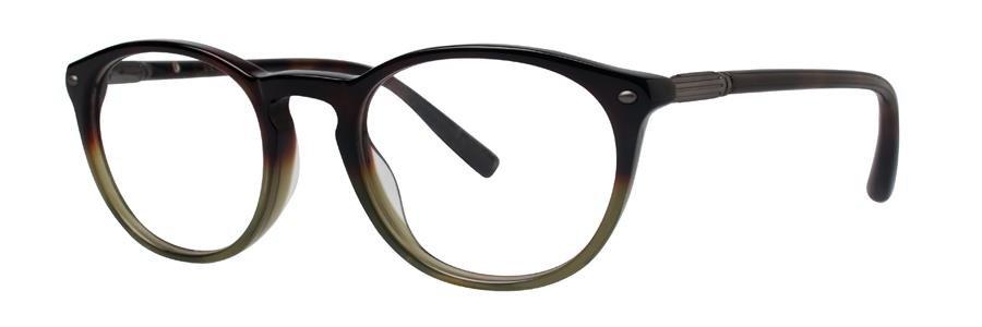 Zac Posen ERUDITE Forest Tortoise Grdn Eyeglasses Size48-19-140.00