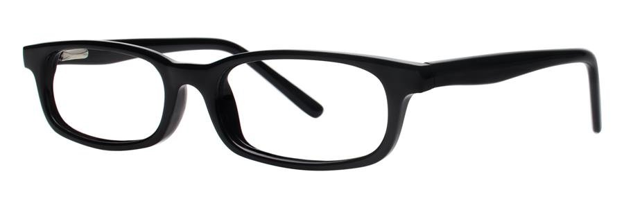 Gallery ERWIN Black Eyeglasses Size49-17-130.00