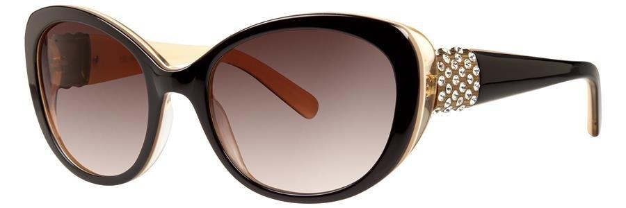 Vera Wang EUDORA Ebony Sunglasses Size52-18-135.00