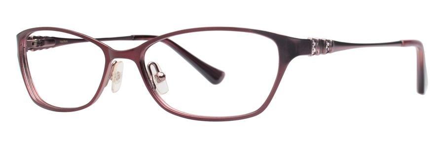 Vera Wang EUROPA Burgundy Sunglasses Size51-15-135.00