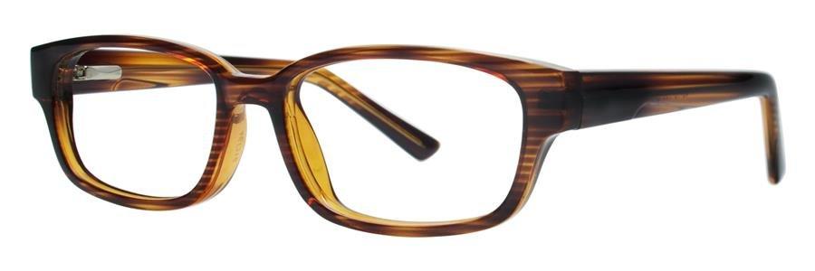 Gallery EVAN Brown Eyeglasses Size48-16-130.00