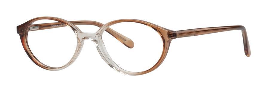 Fundamentals F001 Tea Eyeglasses Size51-17-