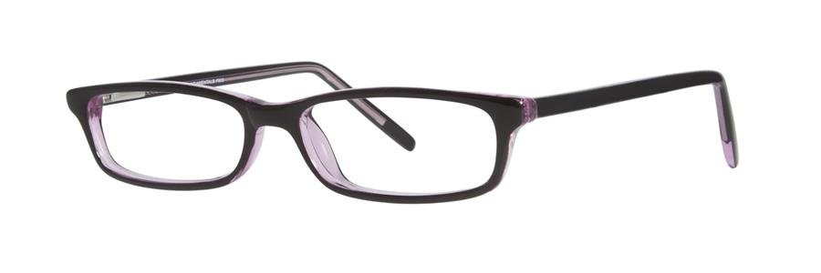Fundamentals F003 Black Eyeglasses Size48-17-133.00