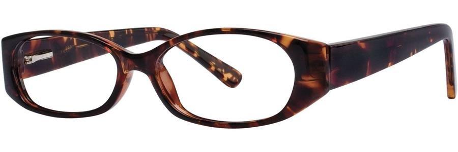 Fundamentals F005 Tortoise Eyeglasses Size48-15-133.00