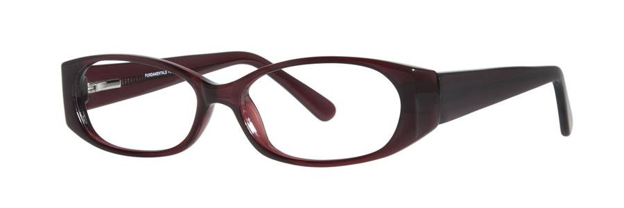 Fundamentals F005 Wine Eyeglasses Size50-15-138.00