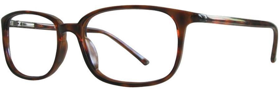 Fundamentals F020 Tortoise Eyeglasses Size52-17-
