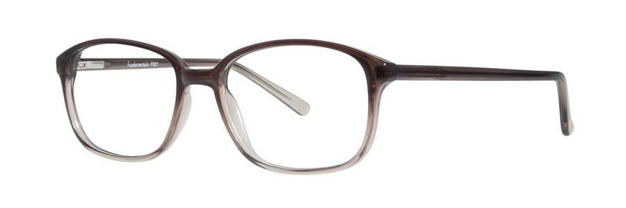 Fundamentals F021 Black Fade Eyeglasses Size53-17-