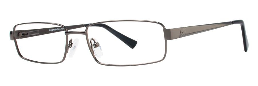 Fundamentals F209 Gunmetal Eyeglasses Size53-17-135.00