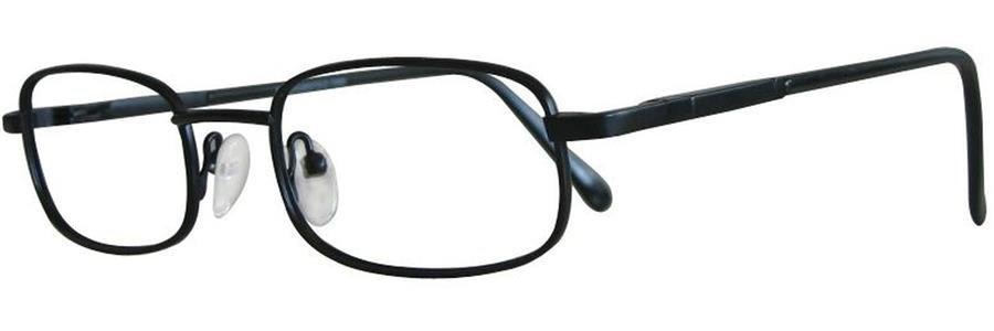 Fundamentals F300 Mt.Black Eyeglasses Size47-20-