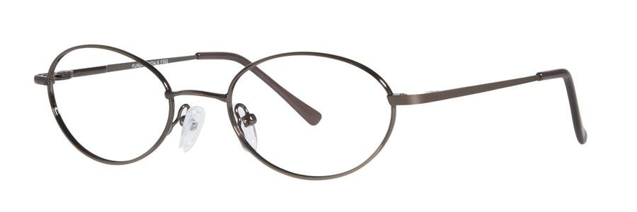 Fundamentals F302 Lt.Brown Eyeglasses Size51-18-