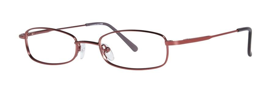 Fundamentals F305 Burgundy Eyeglasses Size50-17-
