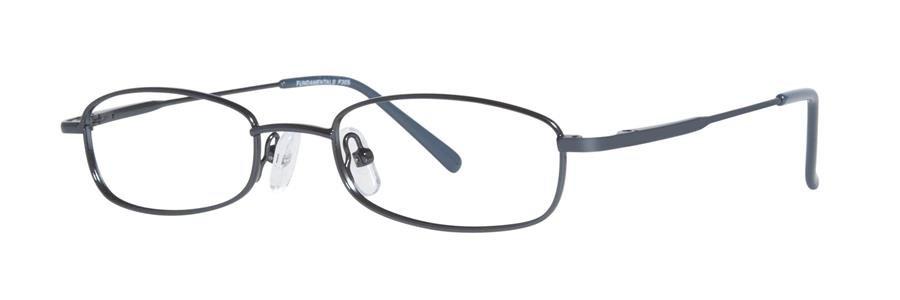 Fundamentals F305 Matte Blue Eyeglasses Size48-17-