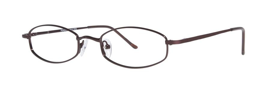 Fundamentals F312 Burgundy Eyeglasses Size48-18-