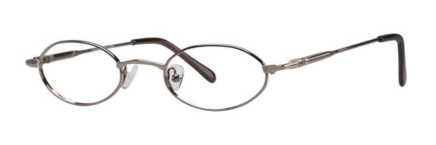 Fundamentals F509 Brown Eyeglasses Size43-21-