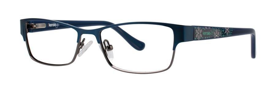 kensie FANCY Blue Eyeglasses Size48-14-125.00