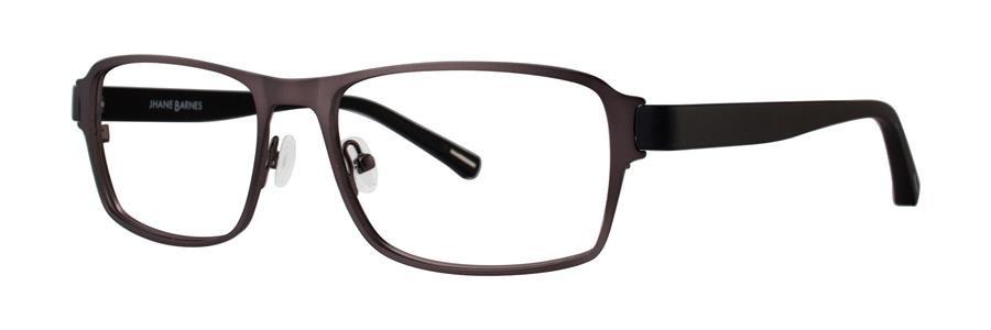 Jhane Barnes FIREWALL Graphite Eyeglasses Size56-17-145.00