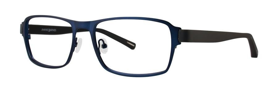 Jhane Barnes FIREWALL Navy Eyeglasses Size56-17-145.00