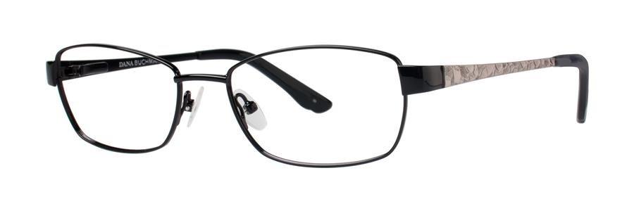 Dana Buchman FIZA Black Eyeglasses Size53-16-135.00