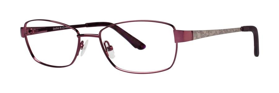 Dana Buchman FIZA Wine Eyeglasses Size51-16-130.00
