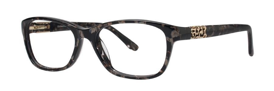 Dana Buchman FLORRIE Brown Eyeglasses Size51-16-132.00