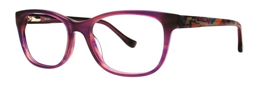 kensie FOXY Purple Eyeglasses Size51-17-133.00