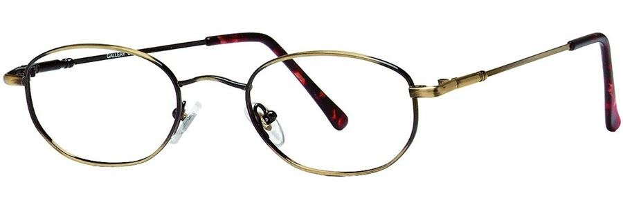 Gallery G502 Ant.Gold Eyeglasses Size48-20-140.00