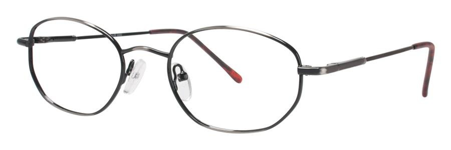 Gallery G502 Pewter Eyeglasses Size48-20-140.00