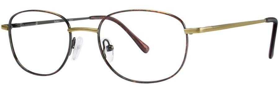 Gallery G521 Ag/Tort Eyeglasses Size48-18-135.00