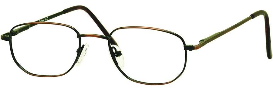 Gallery G522 Ant.Brown Eyeglasses Size48-18-135.00