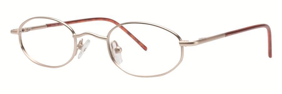Gallery G531 Matte Gold Eyeglasses Size45-19-130.00