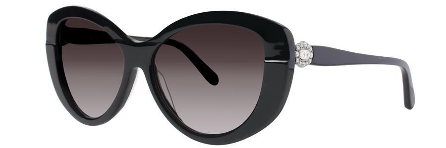 Vera Wang GALADRIEL Black Sunglasses Size55-15-138.00