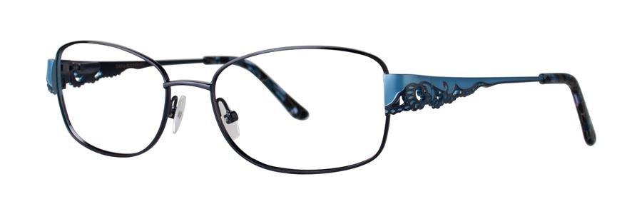 Dana Buchman GALE Navy Eyeglasses Size55-16-140.00