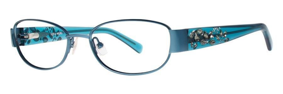 Vera Wang GARLAND 2 Teal Sunglasses Size52-16-135.00