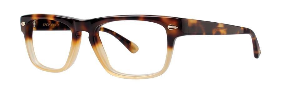 Zac Posen GENT Gradient Tortoise Eyeglasses Size53-18-140.00