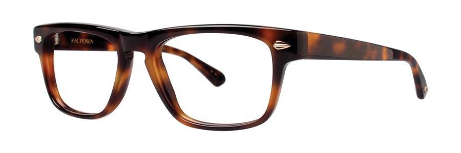 Zac Posen GENT Tortoise Eyeglasses Size53-18-140.00