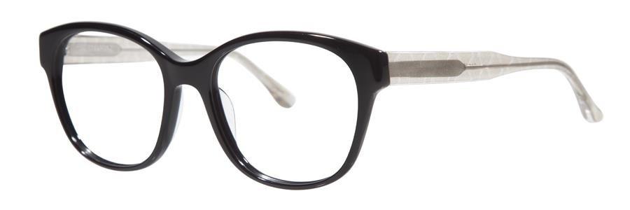 Vera Wang GEORGINE Black Eyeglasses Size51-17-140.00