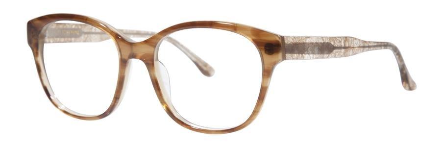 Vera Wang GEORGINE Suede Eyeglasses Size51-17-140.00
