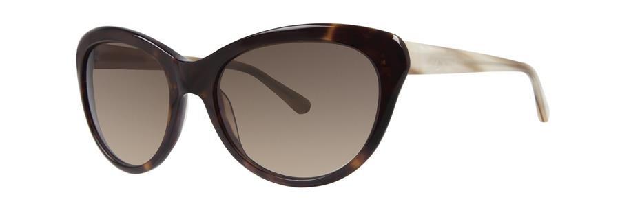 Vera Wang GERALDINE Tortoise Sunglasses Size56-18-135.00