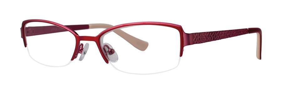 Timex GLOBE-TROTTER Cherry Eyeglasses Size53-17--13.00