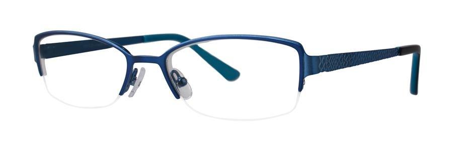 Timex GLOBE-TROTTER Navy Eyeglasses Size51-17--13.00