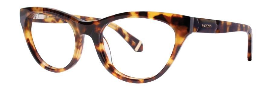 Zac Posen GLORIA Tortoise Eyeglasses Size49-18-130.00